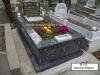12 silivrikapı mezarlığında granit mezar yapımı